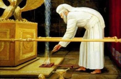 Hogepriester voor Kapporet