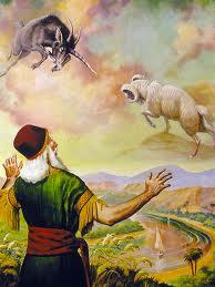 De ram en de geitenbok