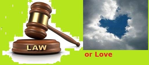 Wet of Liefde